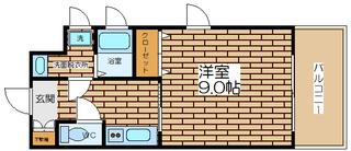 ロジュマン松原 1号室_1(1).jpg